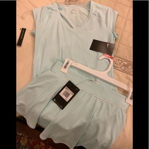 Nike tennis outfit!!